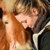 Diagnose Arthrose. Wie gehe ich damit um? Foto: Haflinger Austria