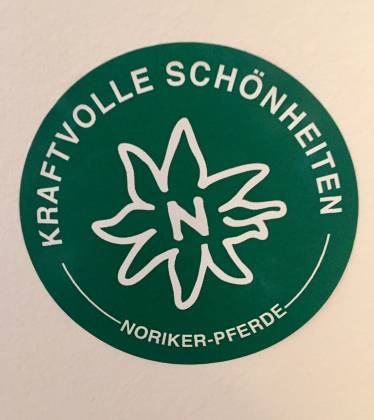 Noriker Sticker