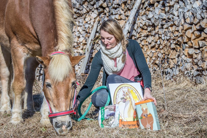 Wir verraten euch 5 Must-Haves für stilbewusste Hafis aus dem EquusVitalis-Shop. Foto: Haflinger Austria