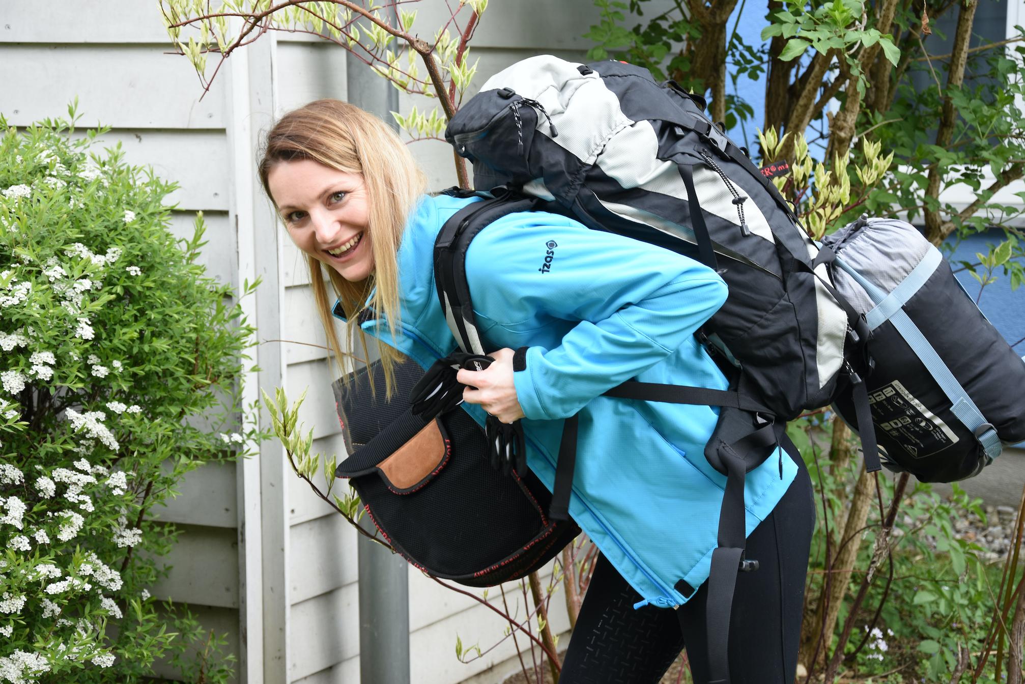 Hilfe! 2 Tage Wanderritt - Was brauche ich denn alles? Foto: Haflinger Austria