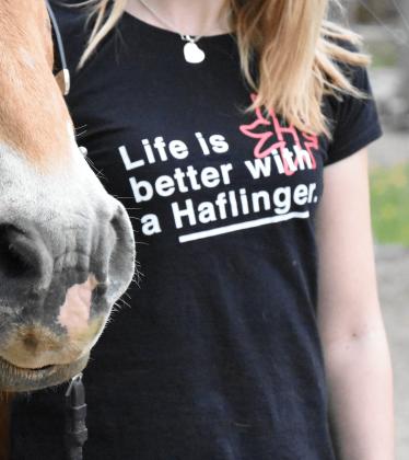 Nicht nur eine Floskel - eine Lebenseinstellung. Foto: Haflinger Austria