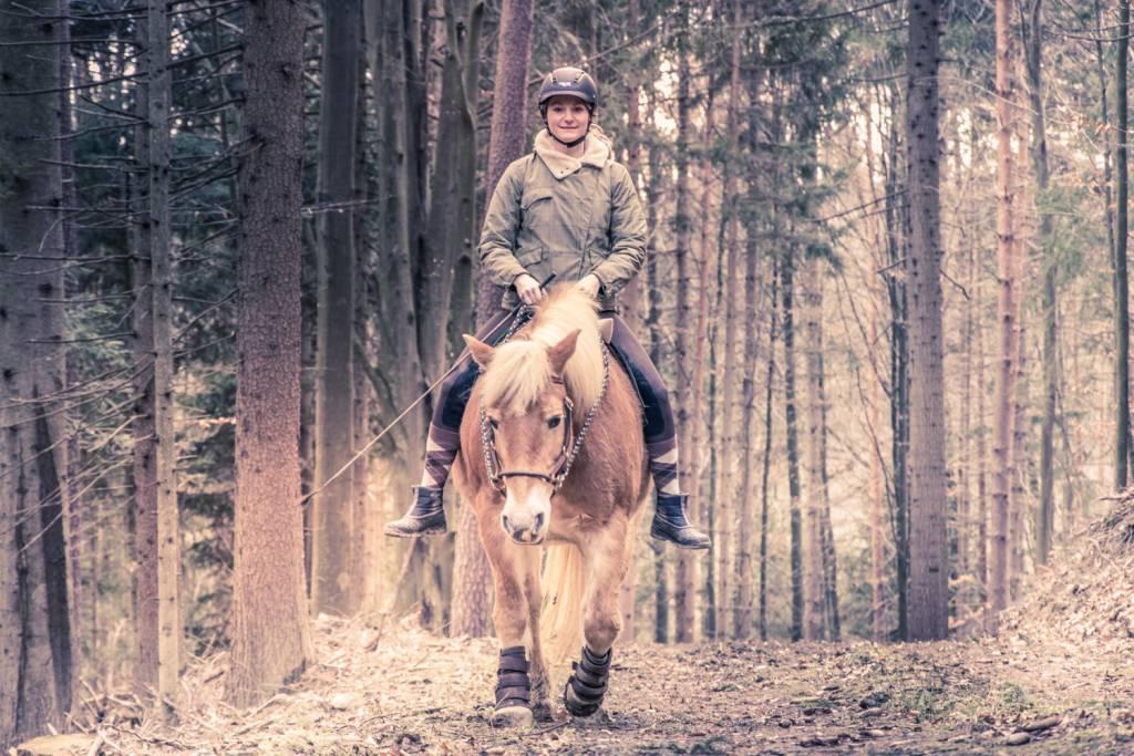 Gemeinsam gehen wir diesen Weg und wachsen an unseren Erlebnissen. Foto: Haflinger Austria