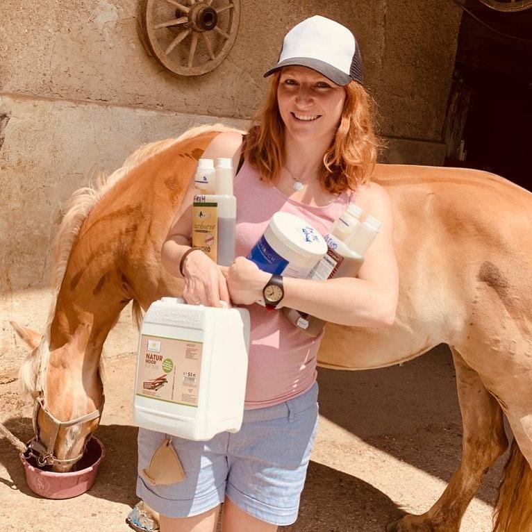 Alles für das Pferdchen: Immunsystem stärken und Atemwege unterstützen. Foto: Haflinger Austria